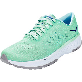 Hoka One One Cavu 2 Running Shoes Women lichen/sodalite blue